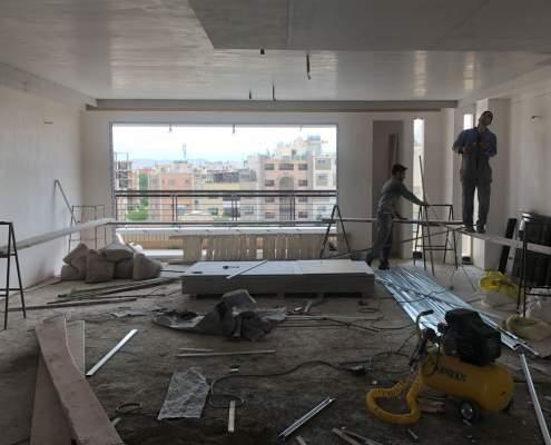 بازسازی خانه در اصفهان