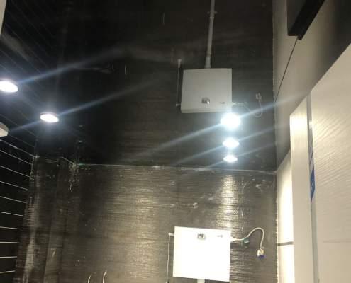 باریسول حمام و دستشویی