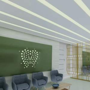 طراحی مطب دندانپزشکی